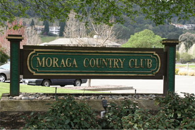 Moraga Country Club - East Bay's best kept secret